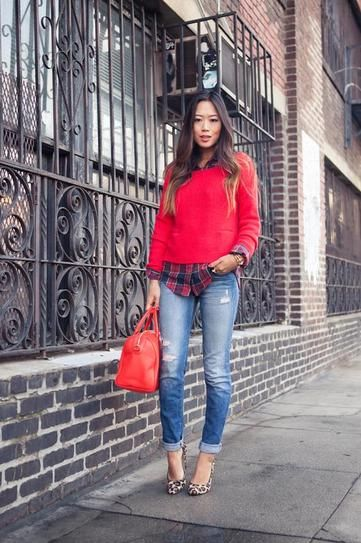 How to Style 12 Key Plaid Pieces This Fall | Fashion, Casual .