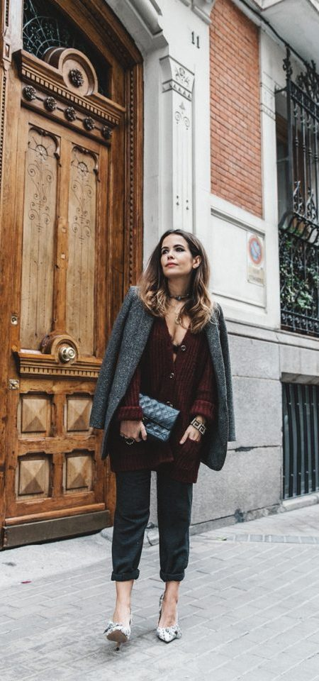 17 Ideas to Add Burgundy to Your Outfits - crazyfor