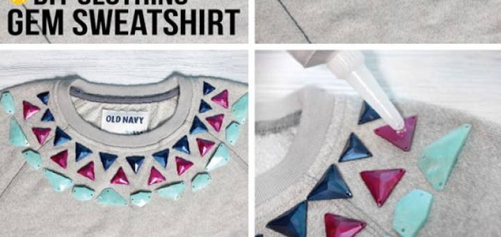 12 The Most Fashionable Self Made DIY Clothes Ide