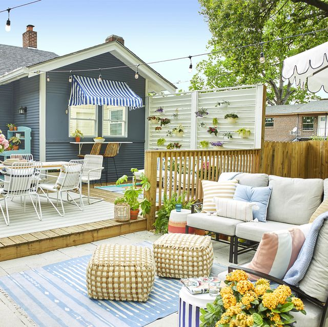 35 Best Patio and Porch Design Ideas - Decorating Your Outdoor Spa