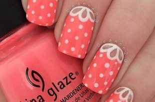 15 Ideas to Make a New Manicure | Dot nail art, Nails, Nail a
