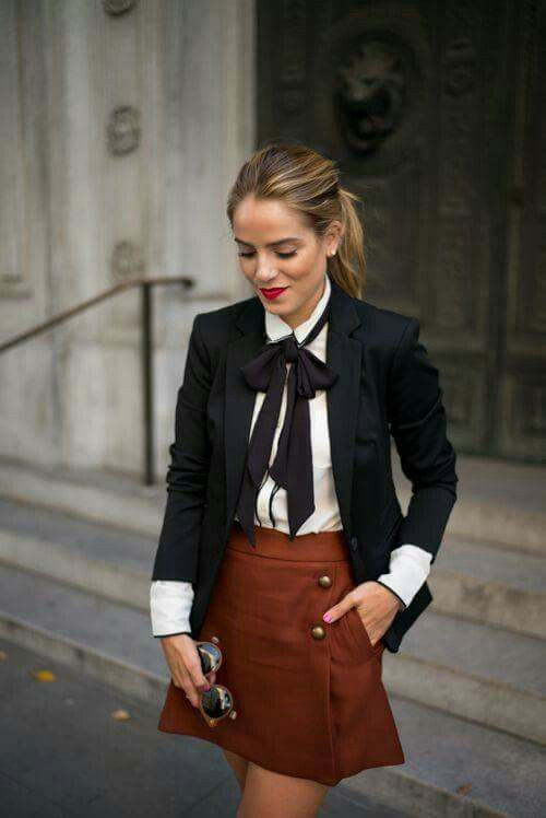 17 Ideas to Pair Your Outfits with Black Flats | Cute preppy .