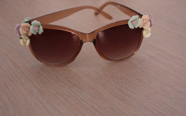 14 Ideas to Recreate Your Sunglasses - Pretty Desig