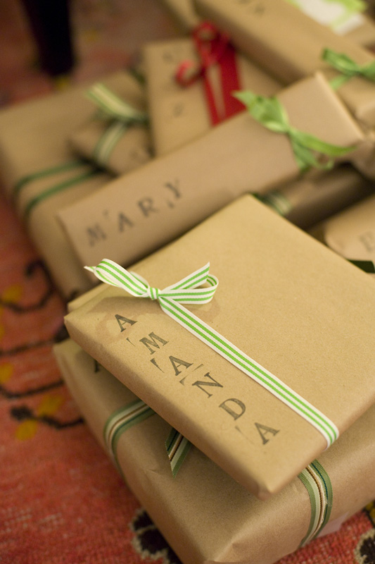 20 Wrapping Ideas - The 36th AVEN