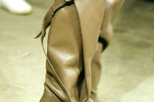 5 ingenious boot trends inspired by New York Fashion Week runways .