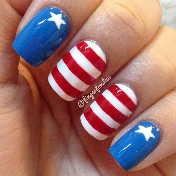 fingerfondue's festive tips. Show us your 4th of July-inspired .