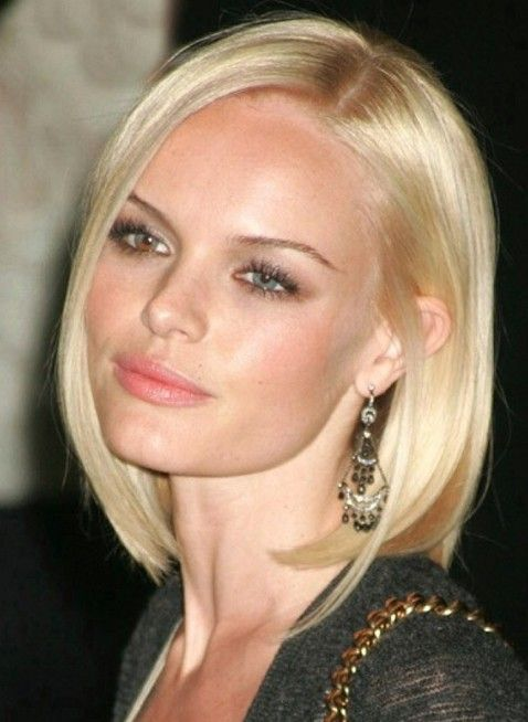 Kate Bosworth Bob Hairstyles | Oval face hairstyles, Hair lengths .