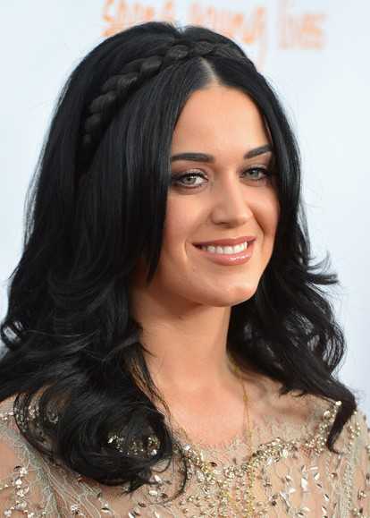 Braided Hairstyles for Long Hair: Katy Perry Haircut - PoPular .