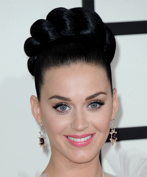 30 Katy Perry Hairstyles, Hair Cuts and Colo