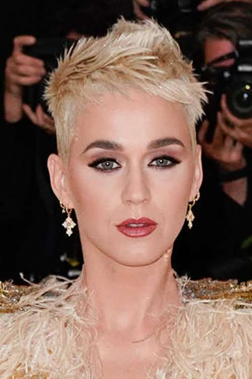 Katy Perry's Hairstyles & Hair Colors | Steal Her Sty
