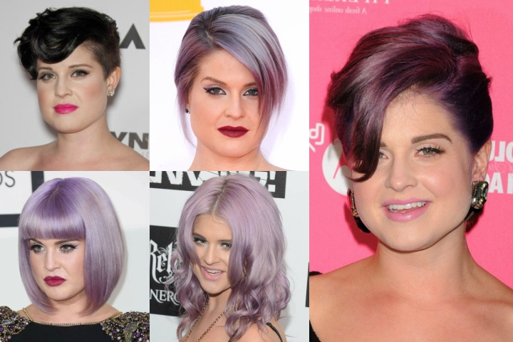 20 Kelly Osbourne Hairstyles & Haircuts - That Will Inspire Y