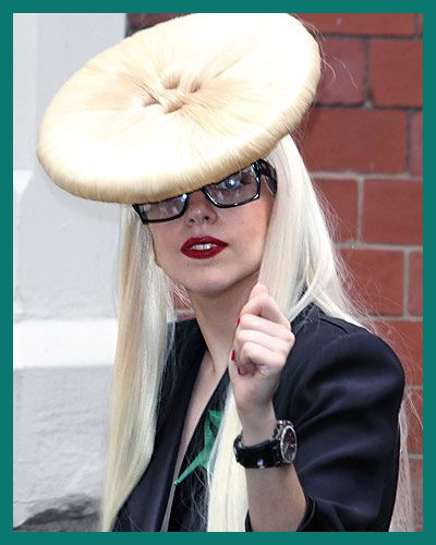 Lady Gaga Hairstyles 116143 Lady Gaga S 25 Most Outrageous .