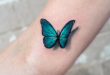 35 Breathtaking Butterfly Tattoo Designs for Women (avec images .