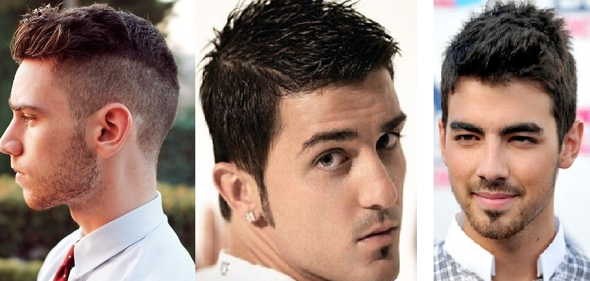 Latest Casual & Formal Men Short Hairstyles Trend & Haircuts .