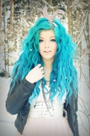 What Suprising Hair Color Should You Have? | Bright hair colors .