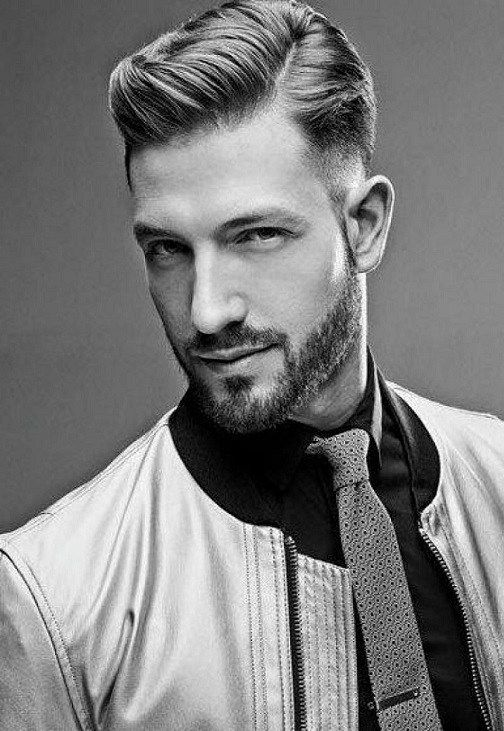 21 Men's Hairstyles Trends for Autumn And Winter 2019 | Men .