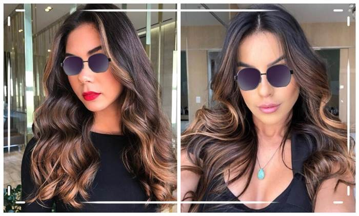 How to make long hair look hot? 2020 latest hairstyle trends .