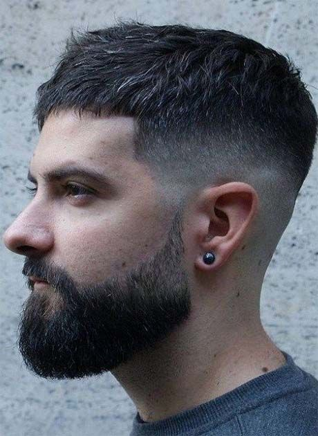 Short Hairstyle Trends For Mens 2019 | Haircuts for men, Men .