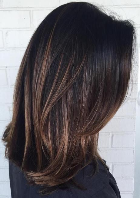 60 Chocolate Brown Hair Color Ideas for Brunettes in 2020 | Hair .