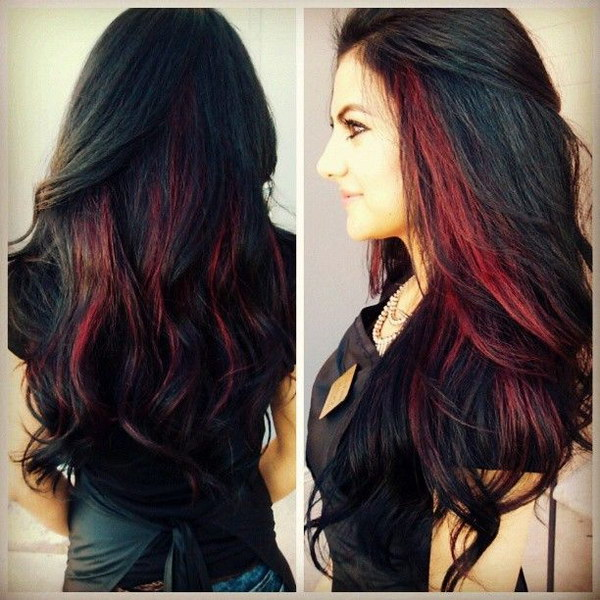 50 Stylish Highlighted Hairstyles for Black Hair 20