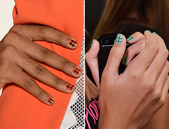 19 Latest Nail Design Trends Inspired From Runways - Pretty Desig