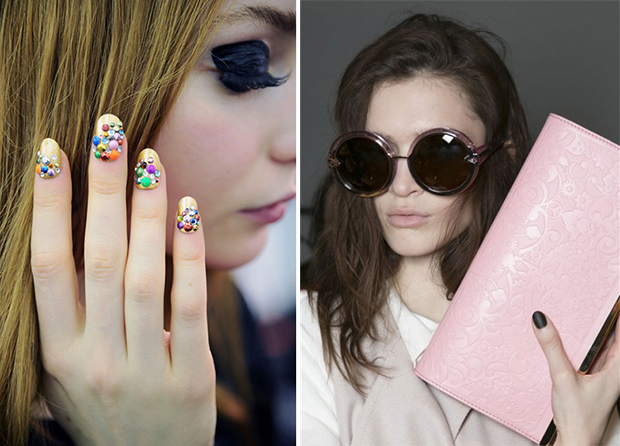 Latest Nail Design Trends Inspired From   Runways