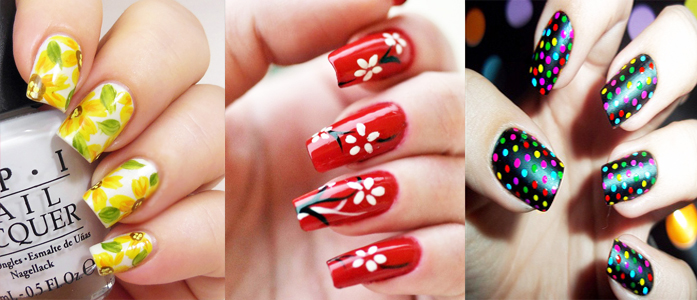 Latest Collection Of Nail Art Designs For Eid 2019 | BestStylo.c