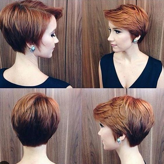 Latest Pixie Haircuts for Women Over 30