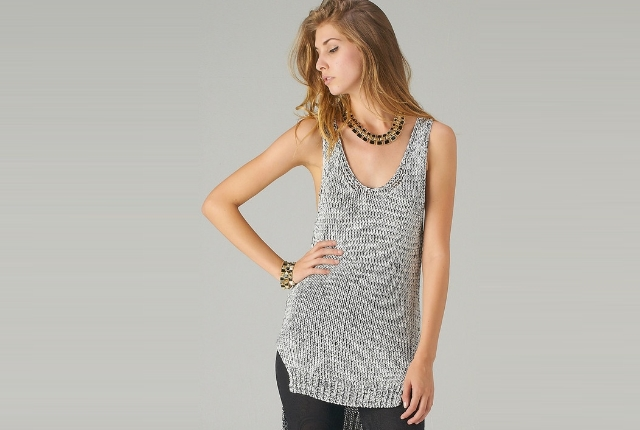 7 Latest Stylish Knit Tops For A Casual Daily Look | WomensOK.c