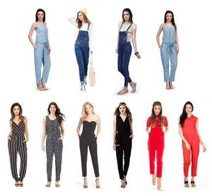 Women Jumpsuits - 35 Latest Designs for Stylish Appearan
