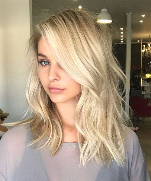 Trendy Long Blonde Hairstyles for Women to Look Pretty | Hair .