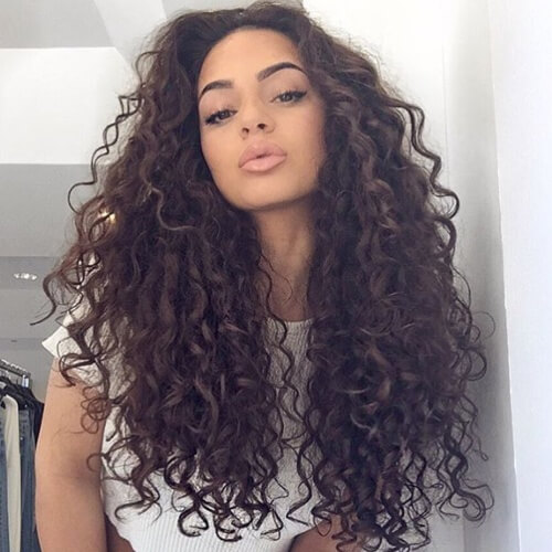 50 Long Curly Hairstyles You'll Fall in Love With | Hair Motive .