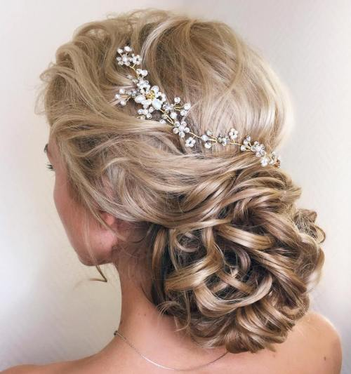 40 Gorgeous Wedding Hairstyles for Long Ha