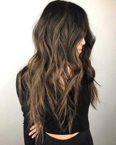44 Trendy Long Layered Hairstyles 2020 (Best Haircut For Wome