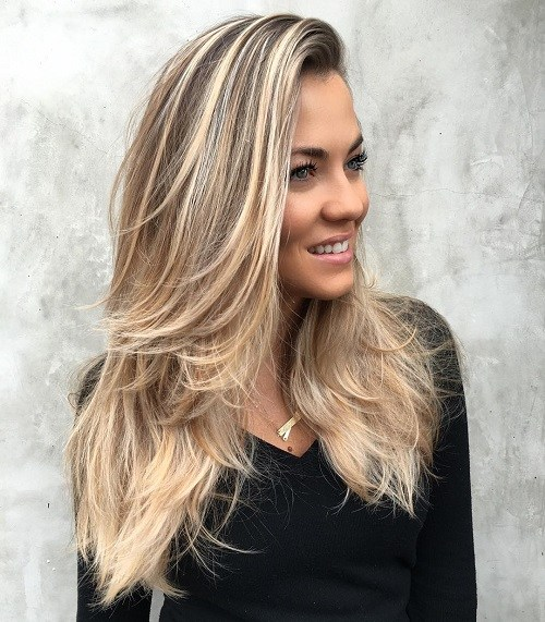 30 Best Hairstyles for Long Straight Hair 20