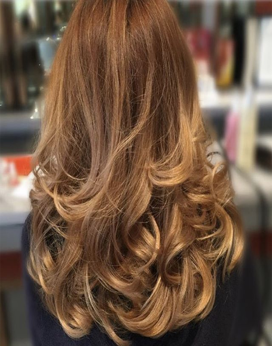 Long Wavy Hairstyle Top Choice Trends 2017 | Hairstyles Lod