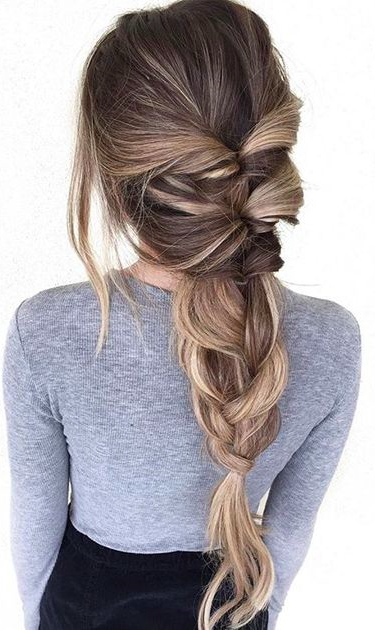 totally love the no-fuss, all-muss look... | Long hair styles .