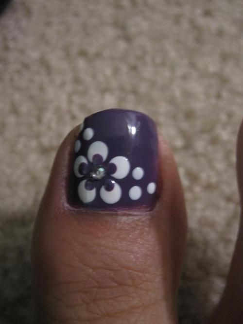 Need some nail ideas for your toes? Try these 40 lovely big toe .