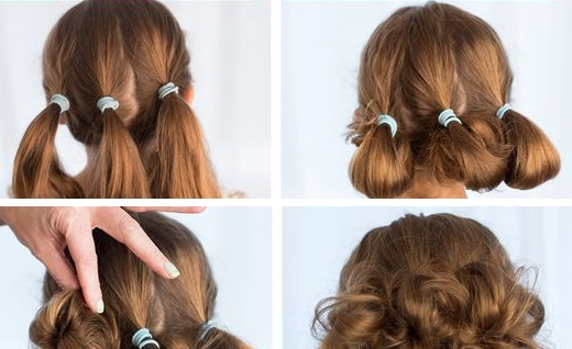 Lower Updo Hairstyles