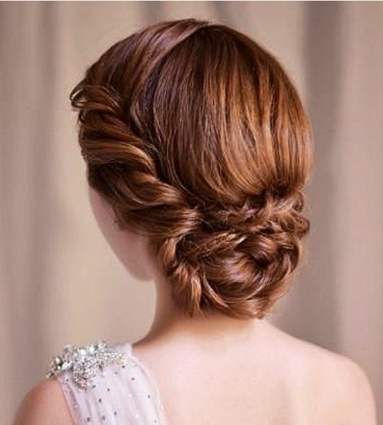 Top 10 Picture of Low Updo Hairstyles | Alice Smi