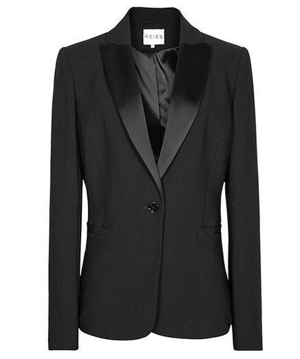 How to Wear Madonna's Menswear-inspired Tuxedo Suit by Ralph .