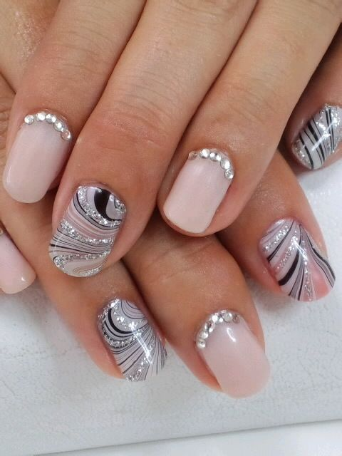 15 Magnificent Nail Arts for the Week | Stylish nails art, Stylish .