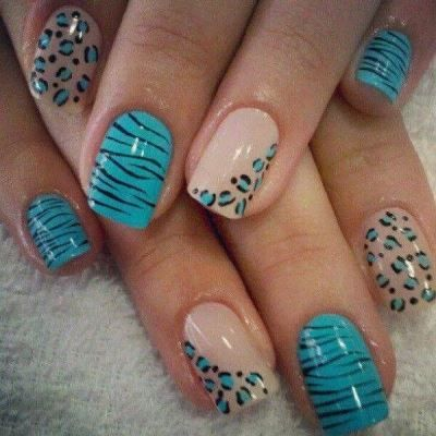 15 Magnificent Nail Arts for the Week - Pretty Desig