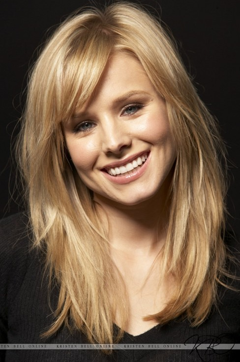 Medium Hairstyles with Bangs and Layers - PoPular Haircu