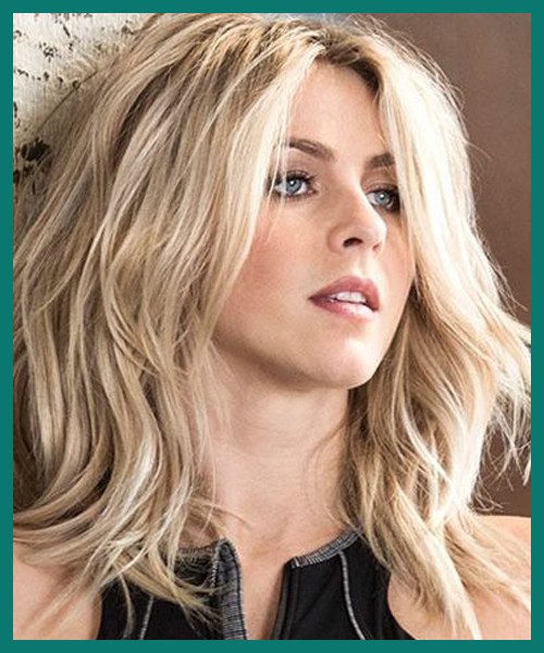 Medium Messy Hairstyles 522297 Perfect Center Parted Medium Messy .
