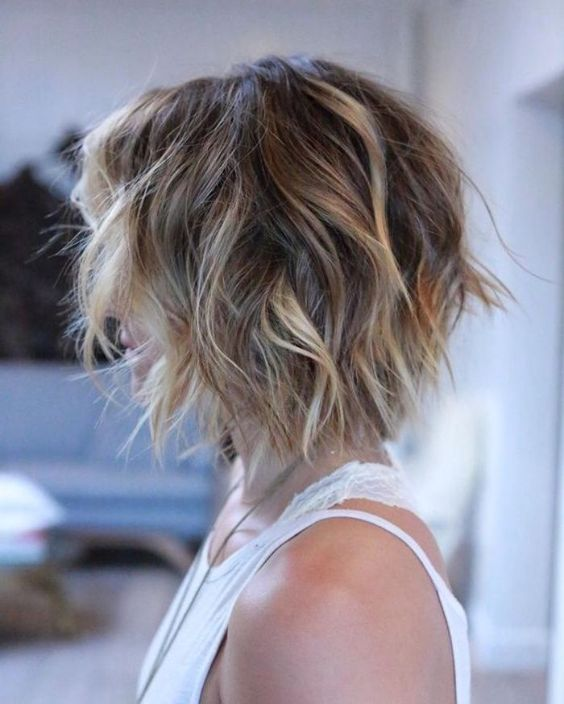 Messy Short Hairstyles for Pretty Girls - Page 3 of 4 - Fashi