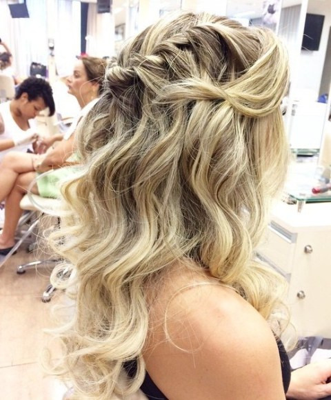 38 Perfectly Imperfect Messy Hairstyles for All Lengt