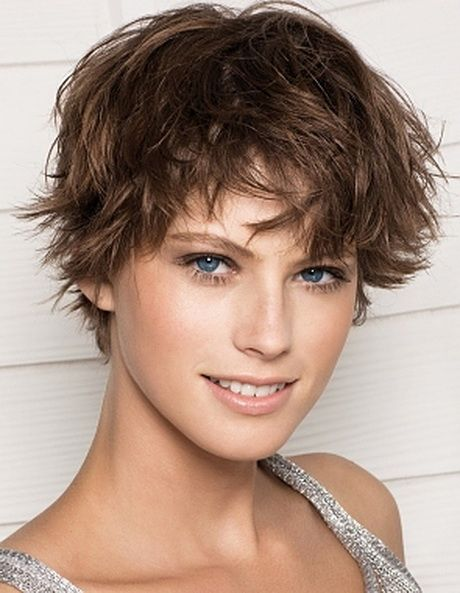 Messy Short Hair for Girls