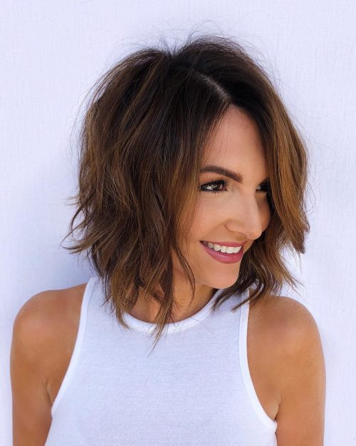 19 Cutest Short Messy Hair Ideas for 20