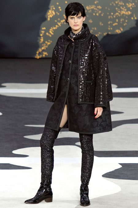 Chanel Fall/Winter 2013 collection – Paris fashion week | Chanel .